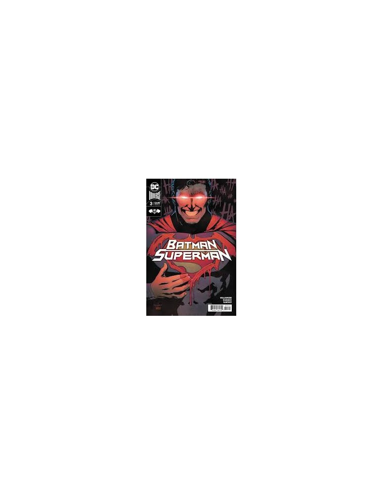BATMAN/SUPERMAN Nº 03