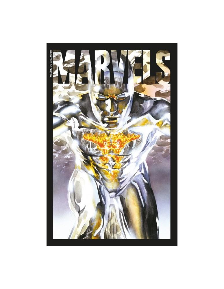 MARVEL FACSÍMIL: MARVELS Nº 03