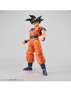 SON GOKU MODEL KIT FIGURA...