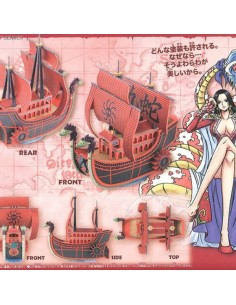 KUJA PIRATES SHIP MODEL KIT...