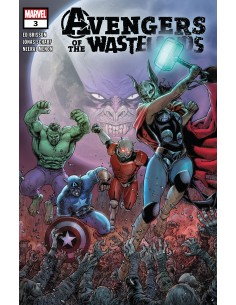 AVENGERS OF THE WASTELANDS...