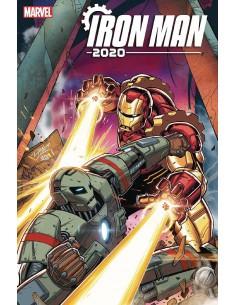 IRON MAN 2020 3 (OF 6) RON...