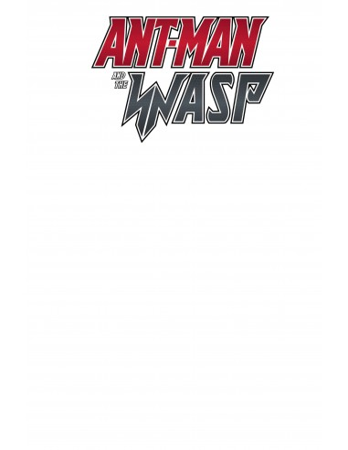 ANT-MAN AND THE WASP 1 (OF 5) BLANK VAR