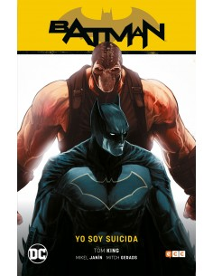 Batman de Tom King: YO SOY...