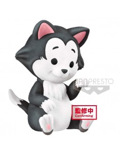 Figura Figaro Fluffy Puffy Disney Q Posket 4cm