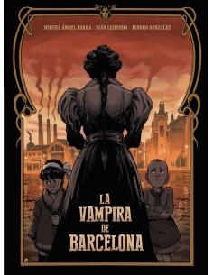 LA VAMPIRA DE BARCELONA