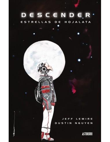 DESCENDER 01: ESTRELLAS DE HOJALATA