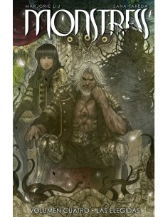 MONSTRESS 4. LAS ELEGIDAS
