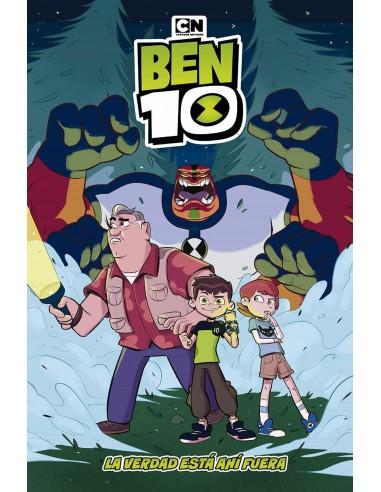 BEN 10: LA VERDAD ESTA AHI FUERA