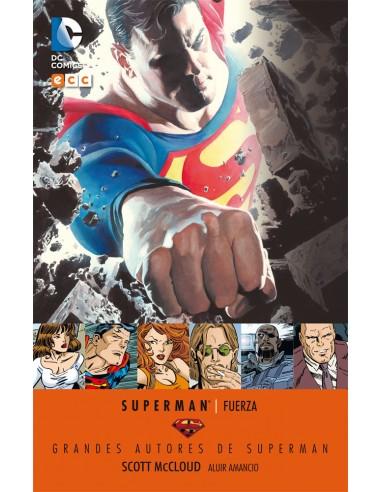 GRANDES AUTORES SUPERMAN: FUERZA -...