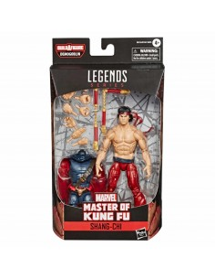 MARVEL LEGENDS SHANG-CHI