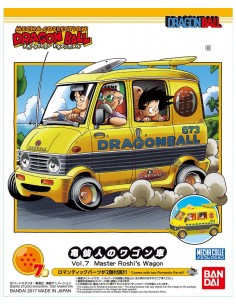 MASTER ROSHI WAGON MODEL...