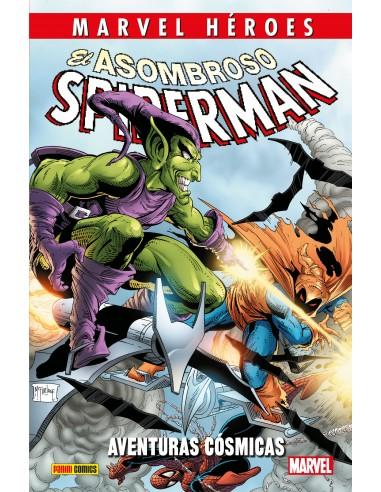 EL ASOMBROSO SPIDERMAN: EL SUPERHEROE...