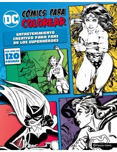 DC COMICS - COLOREA...