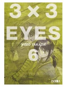 3x3 EYES VOL 06