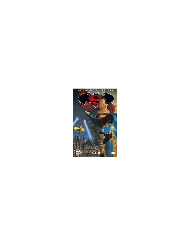Superman/batman vol.05: Noche y día