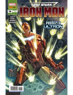 TONY STARK: IRON MAN 14