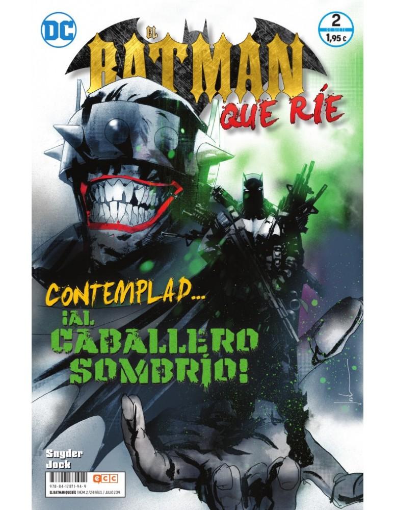 EL BATMAN QUE RÍE Nº 02