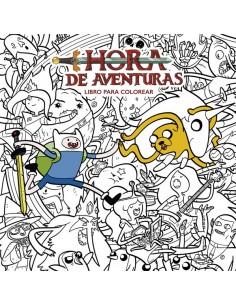 HORA DE AVENTURAS: LIBRO...