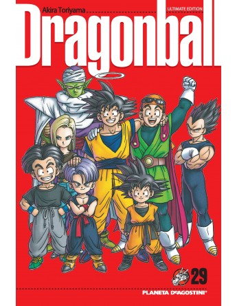DRAGON BALL Nº 29/34