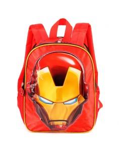 Mochila reversible Iron Man Marvel 32cm