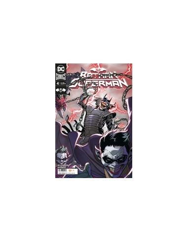 BATMAN/SUPERMAN  Nº 04