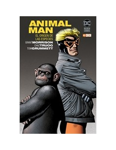 ANIMAL MAN VOL. 02 DE 3...