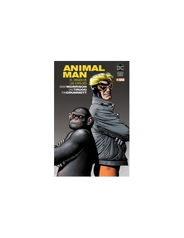 ANIMAL MAN VOL. 02 DE 3 (BIBLIOTECA...