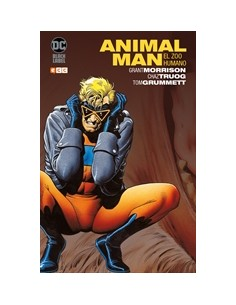 ANIMAL MAN VOL. 01 DE 3...