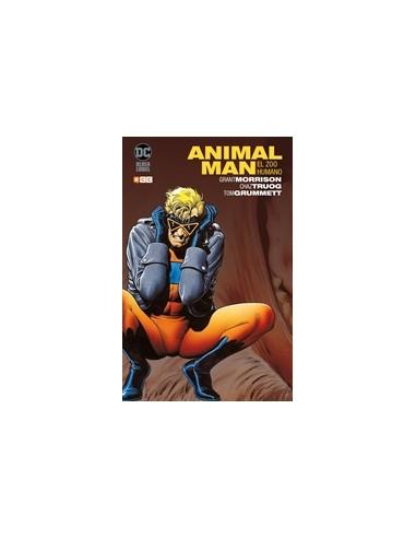 ANIMAL MAN VOL. 01 DE 3 (BIBLIOTECA...
