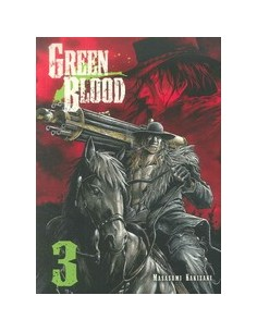 GREEN BLOOD (VOL. 3)