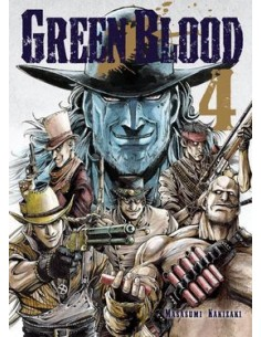GREEN BLOOD (VOL. 4)