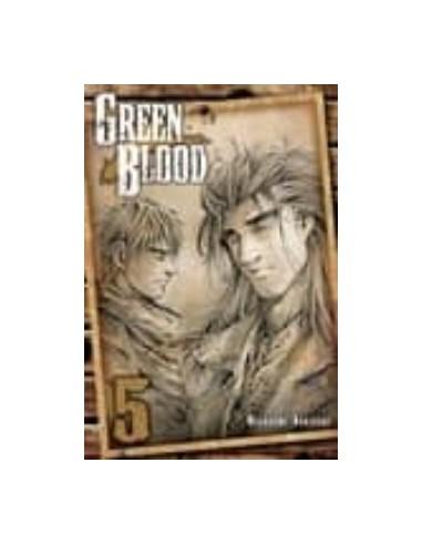 GREEN BLOOD (VOL. 5 TOMO FINAL)