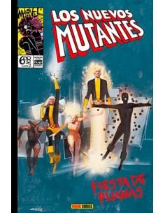 LOS NUEVOS MUTANTES 2....