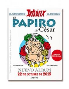 ASTERIX 36: EL PAPIRO DEL...