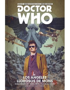 DOCTOR WHO: LOS ANGELES...