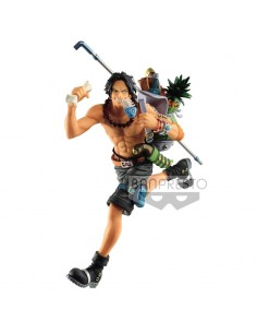 Figura Portgas D Ace Three Brothers One Piece 14cm