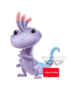 Figura Randall Fluffy Puffy Monsters Inc Pixar 5cm