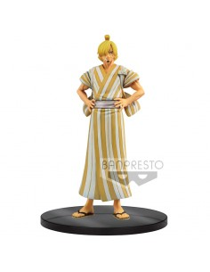 Figura The Grandline Men Sanji Wanokuni One Piece 17cm