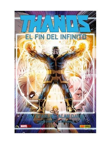 THANOS: EL FIN DEL INFINITO (MARVEL...