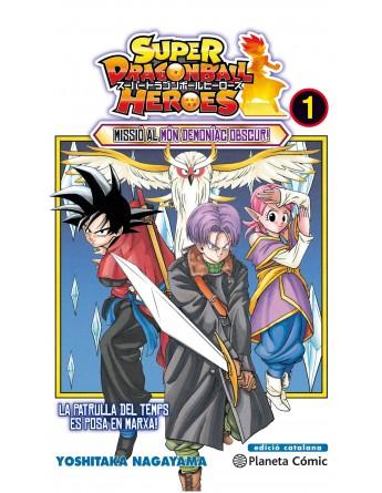 BOLA DE DRAC HEROES Nº 01/02