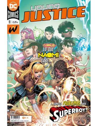 YOUNG JUSTICE 11