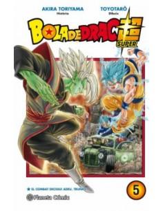 BOLA DE DRAC SUPER Nº 05