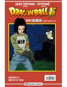 DRAGON BALL SERIE ROJA Nº 240