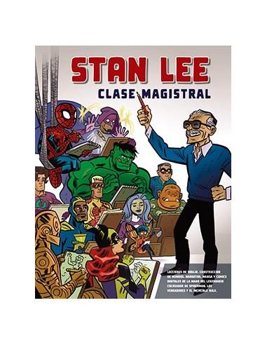STAN LEE. CLASE MAGISTRAL