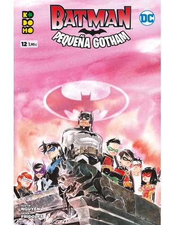 BATMAN: PEQUEÑA GOTHAM Nº 12