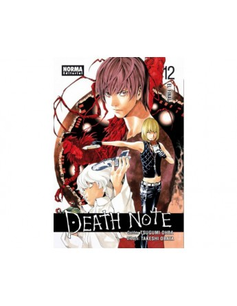 DEATH NOTE Nº 12