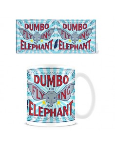 Taza Flying Elephant Dumbo Disney