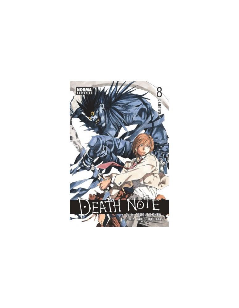 DEATH NOTE Nº 08