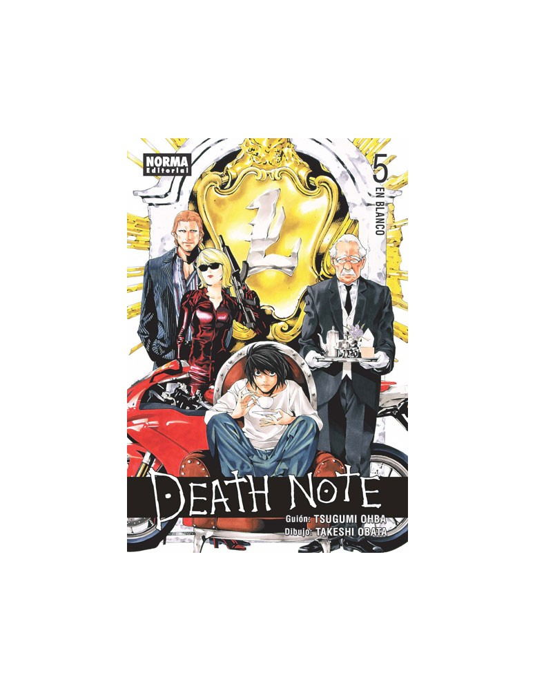 DEATH NOTE Nº 05